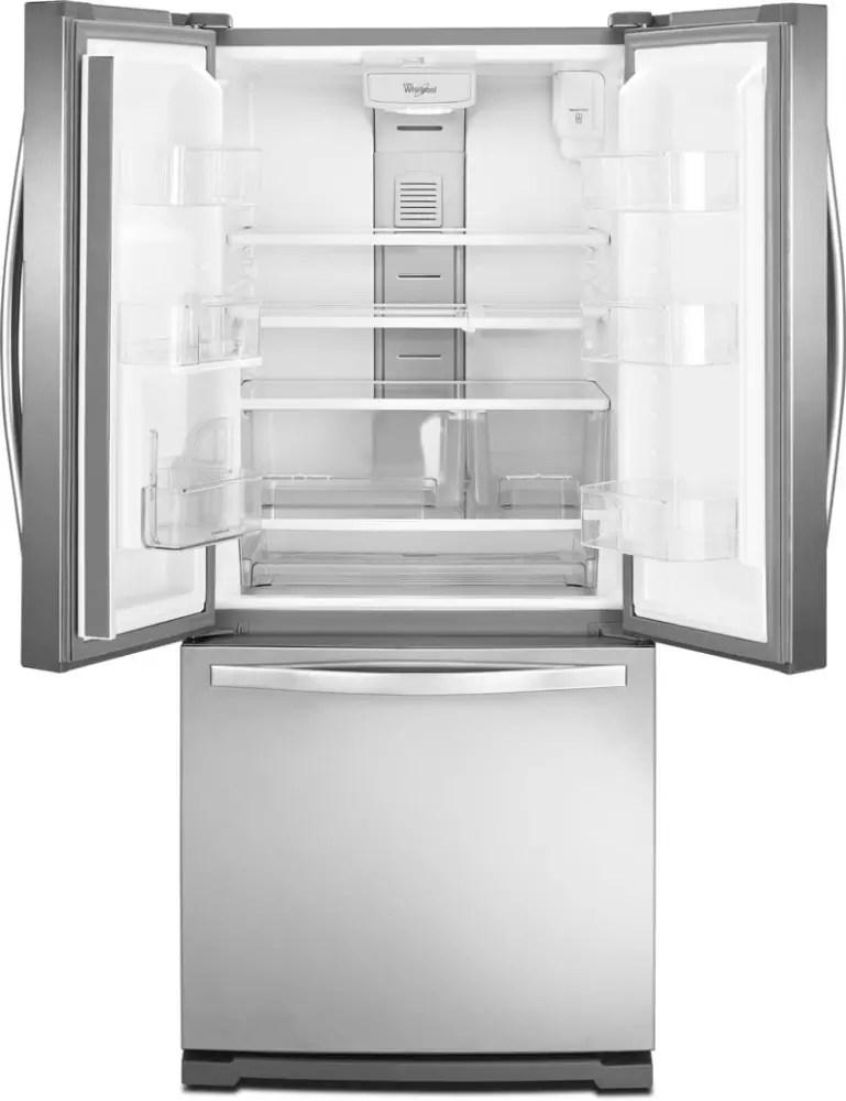 Dispenser French Wrf560seym Door 30 Exterior Refrigerator Whirlpool