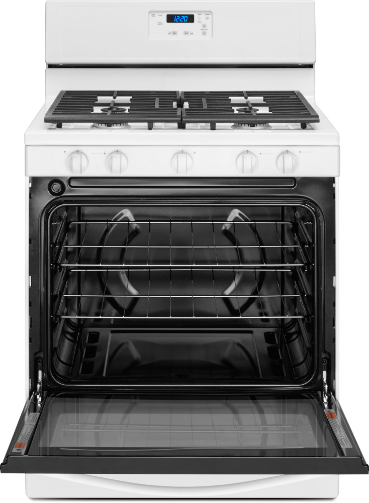 Whirlpool 2 Ft 6 Steel Gas Convection Oven Range Cu Self Cleaning Stainless