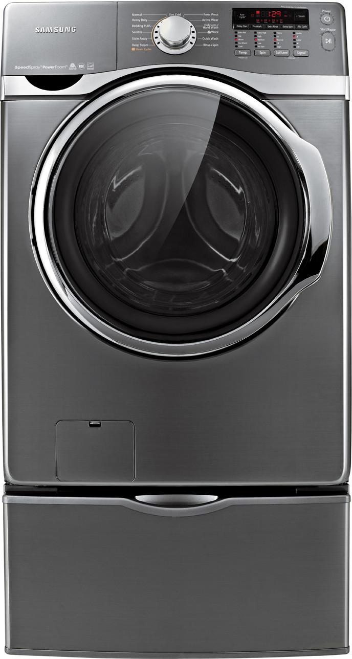 4 Samsung Wf405atpasu Cu Washer Ft 0