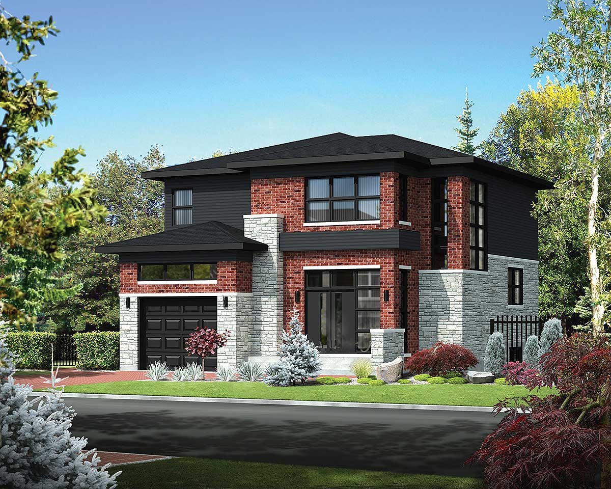 Architectural House Plan Styles