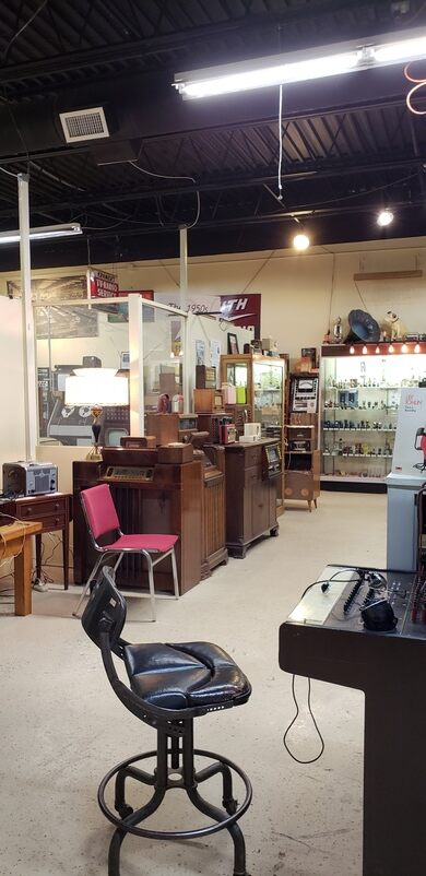Vintage Radio And Communications Museum Windsor