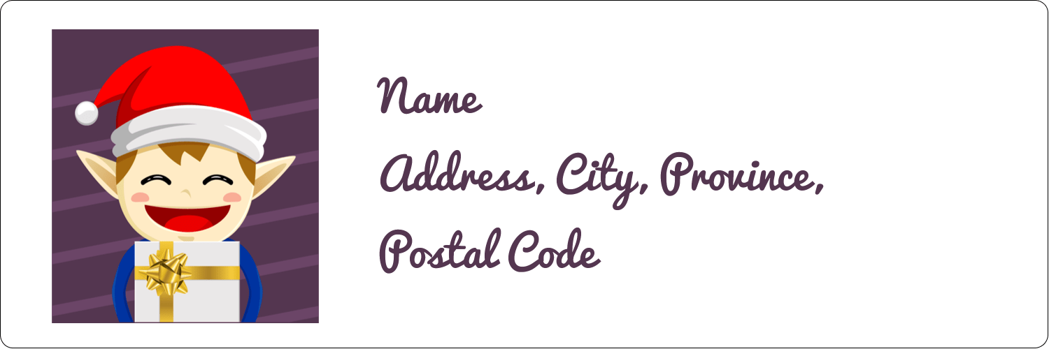 Shipping Labels Avery Template 5262