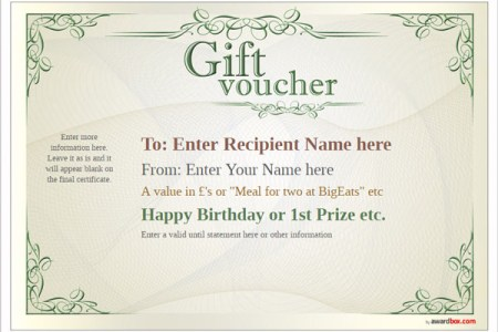Gift Certificate Template Best Cover Letter Template Cover - Pizza gift certificate template