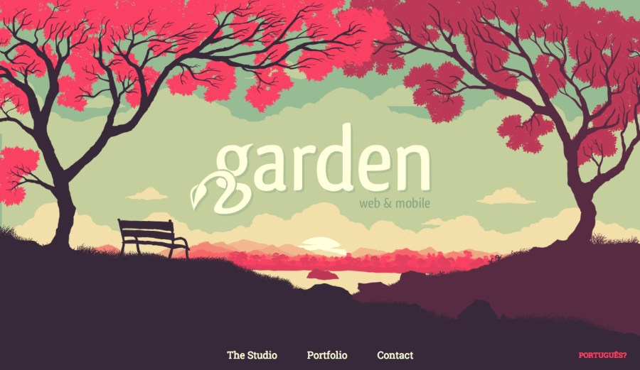 Garden Est    dio   Awwwards SOTD We are Garden  a studio focused on creating digital experiences  We employ  all our knowledge to help our clients build their brands through  interactivity