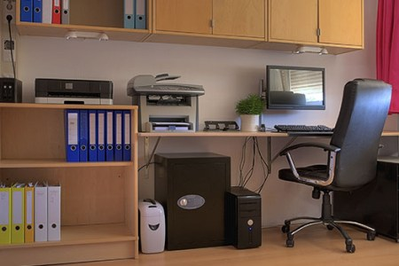 How to Declutter Your Home  A Ridiculously Thorough Guide   Budget     home office