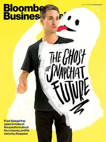 Evan Spiegel Reveals Plan to Turn Snapchat Into a Real ...