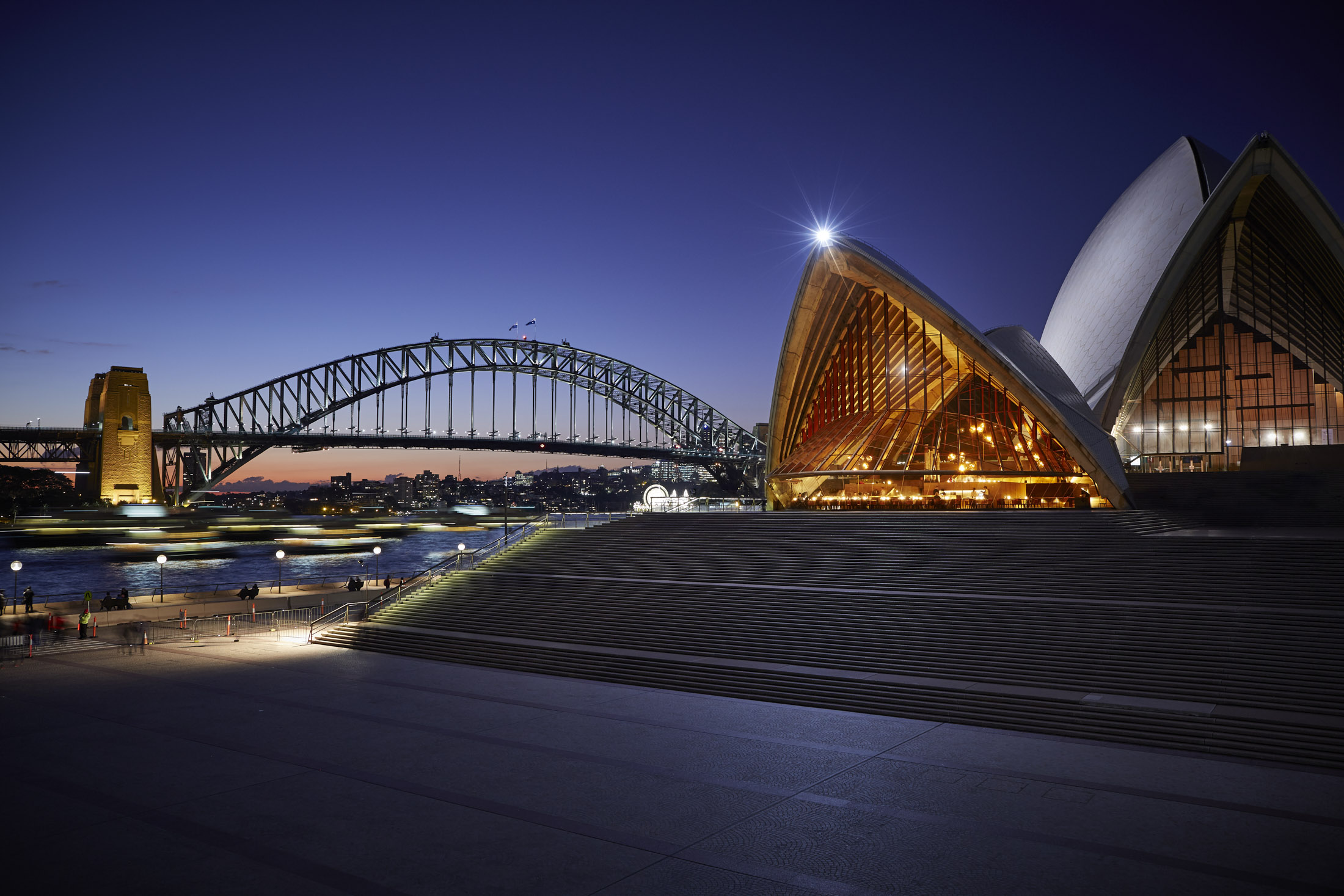 Bennelong Sydney Review A Beautiful Restaurant At The