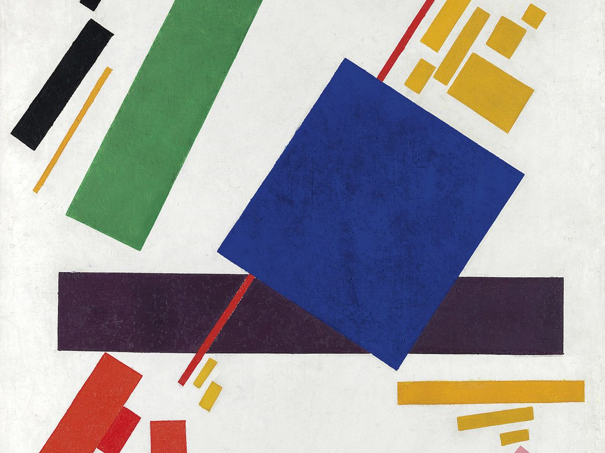 Malevich Record Price Lifts Christie's $416 Million Art ...