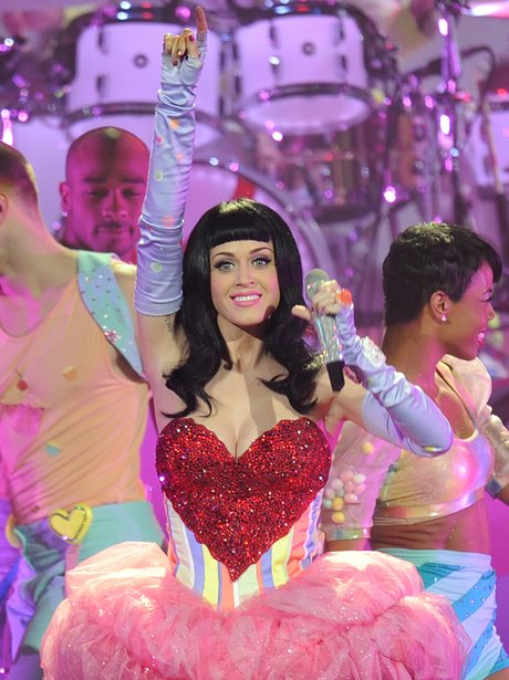 What Is Katy Perry's Real Name? - What's My Name? Music Stars' Real Names - Capital