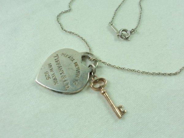mini key pendant # 68