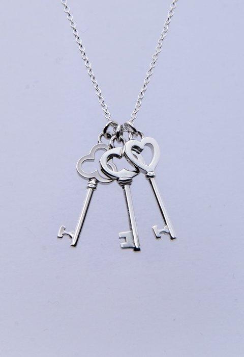 mini key pendant # 22