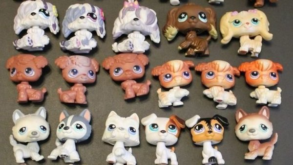 littlest pet shop hasbro # 77