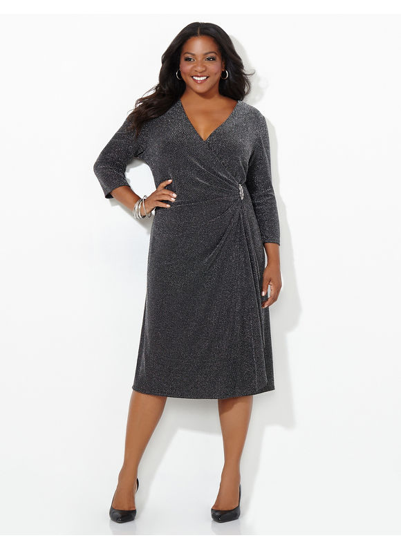 One Stop Plus Size Dresses Clearance