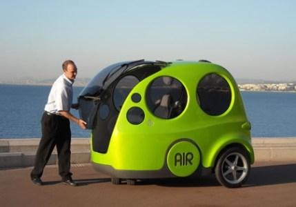 Image of the Day  Super Smart Car  a Breath of Fresh Air   Climate     Taking the Smart car a step further  India s Tata Motors is fine tuning the  Airpods  a vehicle producing zero pollution and zip around at 40 mph  through the