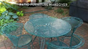 Reader Re Do: A Colorful Patio Furniture Makeover Curbly