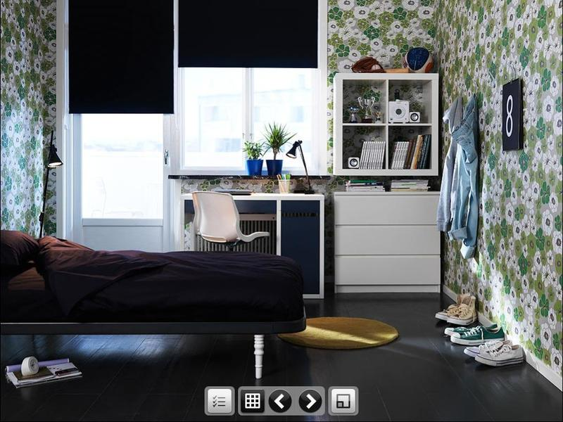 Teen And Kids Room Design Ideas By Ikea Design Bookmark