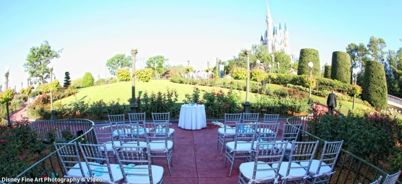 Garden Plaza Magic Kingdom