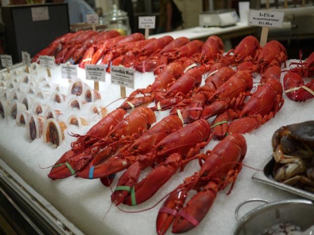 Fresh Lobster New York