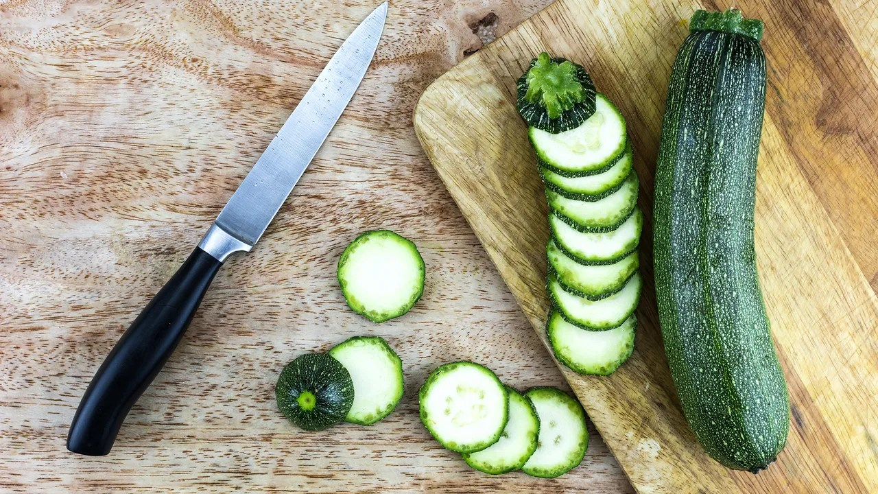 What Best Way Store Fresh Zucchini