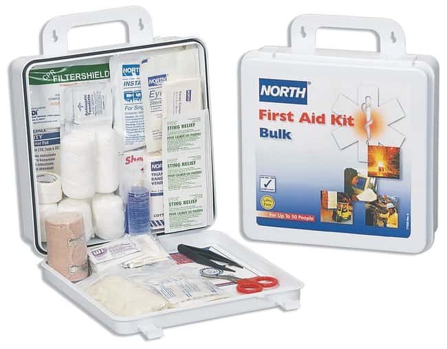 Aid Supplies First Bulk