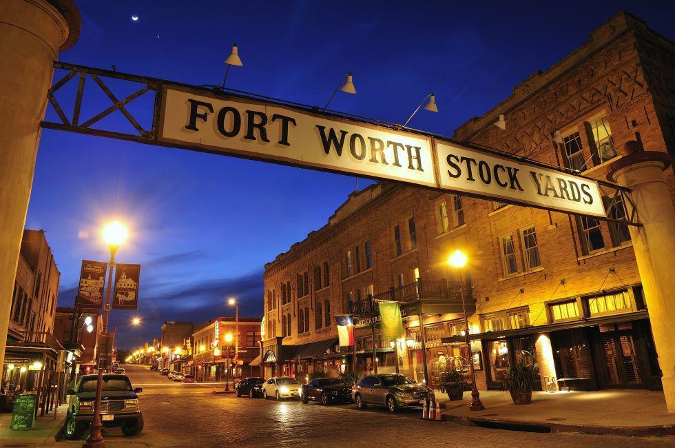 Family Restaurants Fort Worth