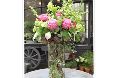 Rectangular Vase Flower Arrangements Flower Shop Near Me Flower Shop