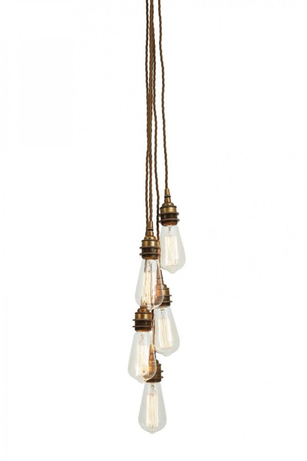 industrial cluster pendant lighting # 28
