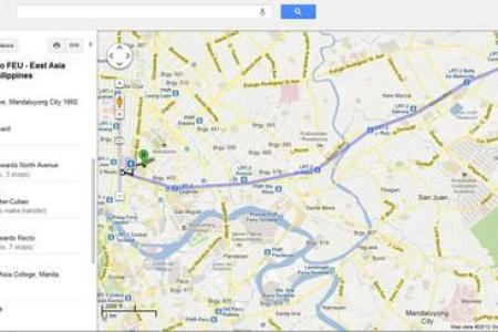 google map manila philippines » Path Decorations Pictures | Full ...