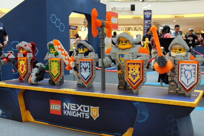 LEGO NEXO Knights collection makes Malaysian debut   HardwareZone com my LEGO NEXO Knights collection makes Malaysian debut