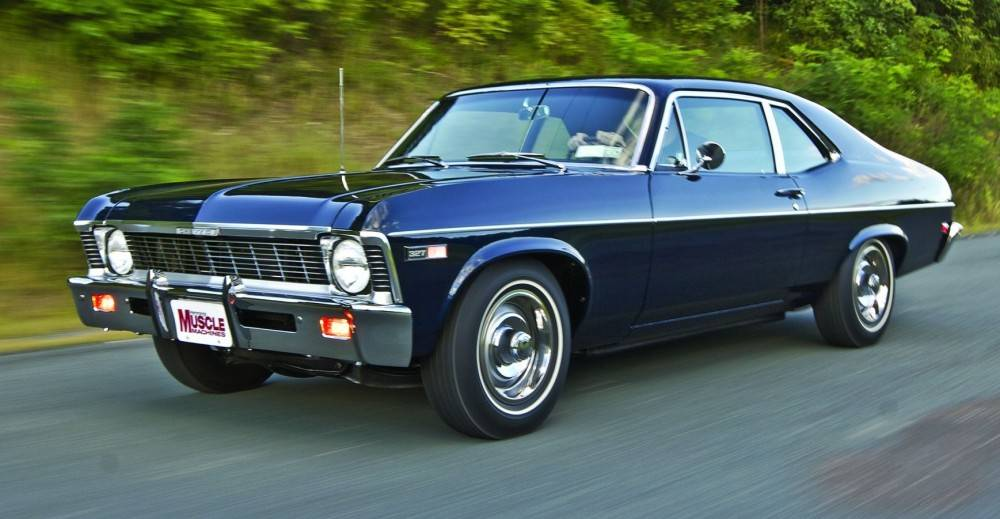 1968 Chevrolet Chevy II Nova L79   March  14   Hemmings Motor News Photo Courtesy  Jeff Koch 1968 Chevrolet Chevy II Nova L79