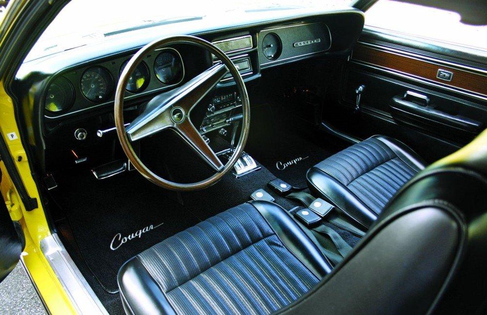 1969 Mercury Cougar Parts