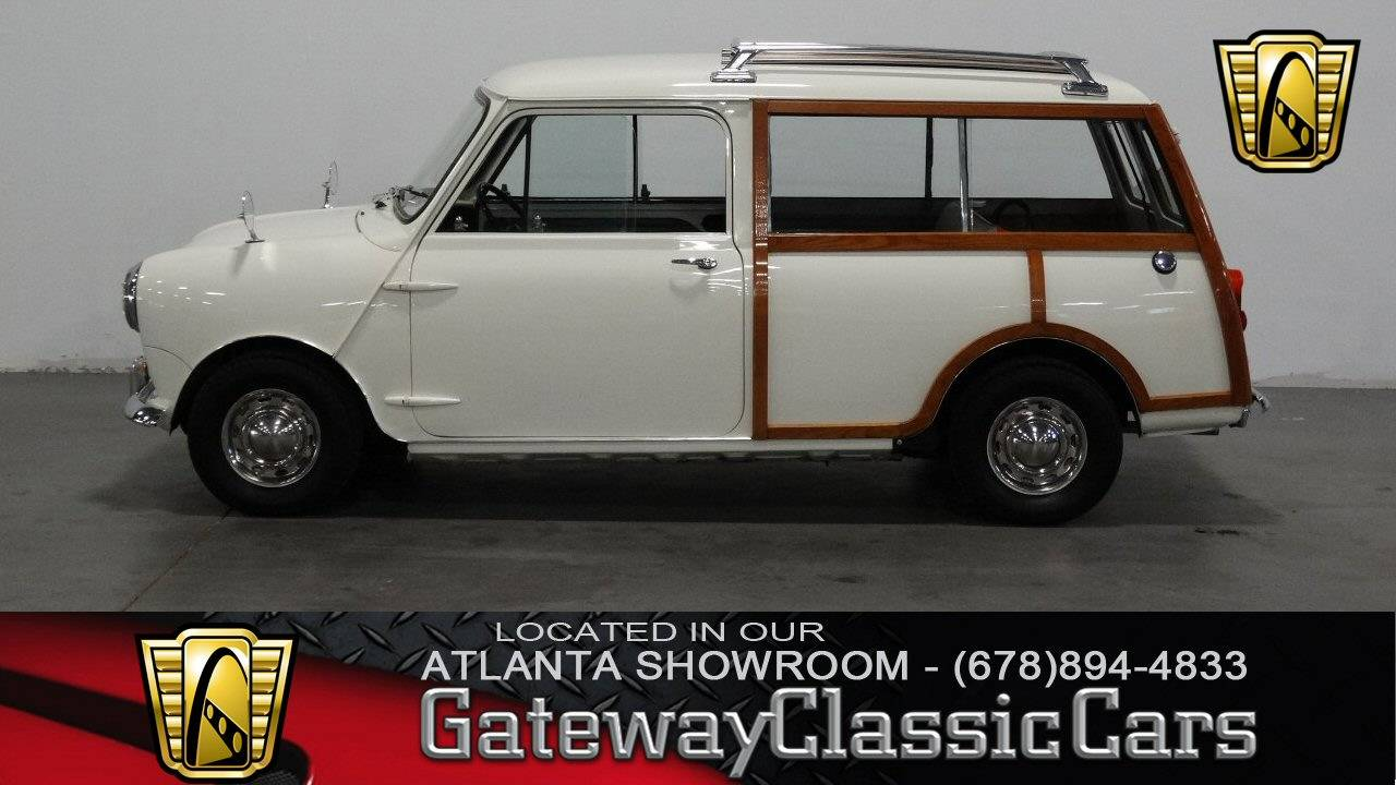 1961 Austin Countryman A40 for sale  1921781   Hemmings Motor News 1961 Austin Countryman A40 Coupe