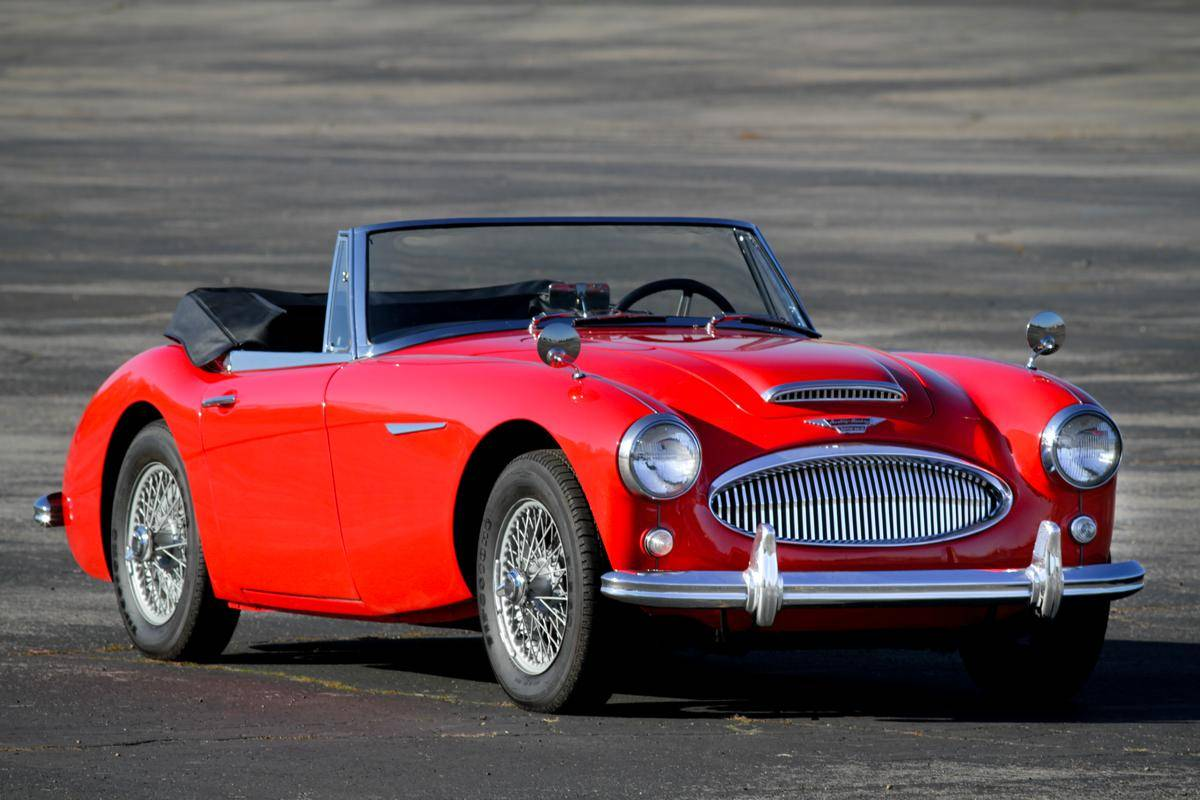 1963 Austin Healey 3000 MK II for sale  1961139   Hemmings Motor News 1 of 30