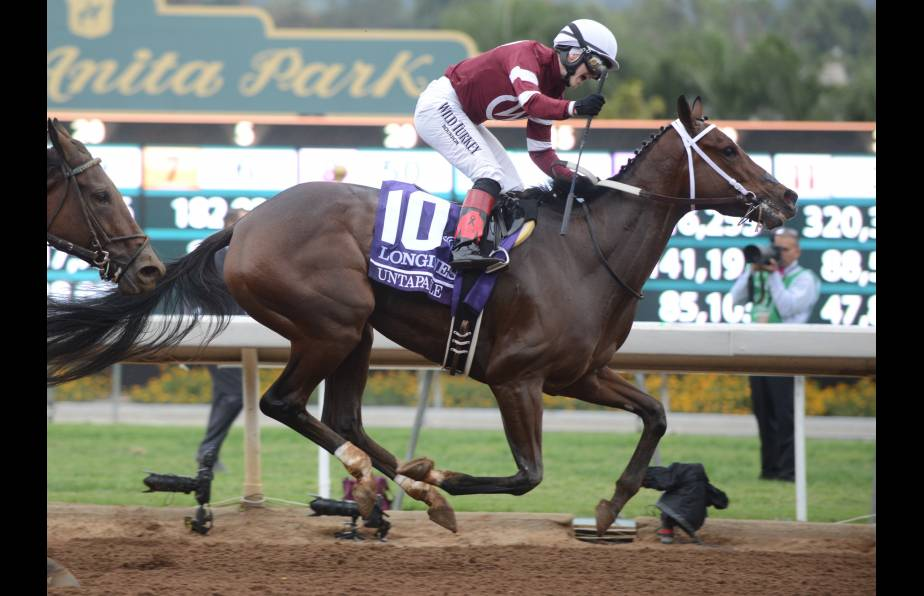 These Photos Of Winning 2014 Breeders Cup Jockeys Will