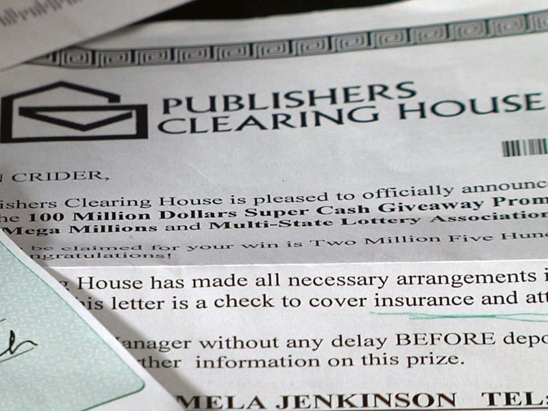 Publishers Clearing House President