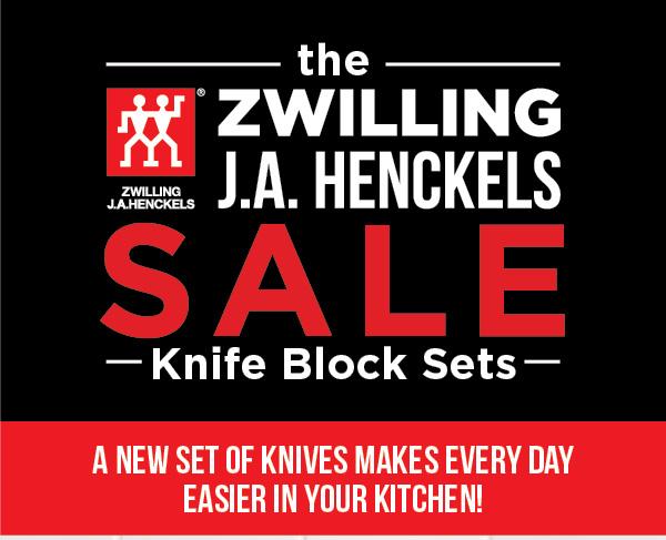 Knife Block Sets Sale