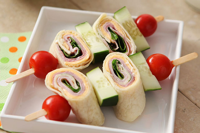 Fun Sandwich Skewers Kraft Recipes