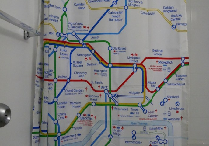 The Worst Tube Map We ve Ever Seen   Londonist The Worst Tube Map We ve Ever Seen