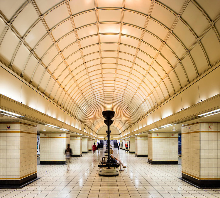 These Photos Really Make You Appreciate Tube Stations