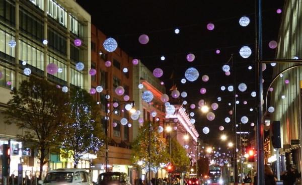 christmas lights london # 38