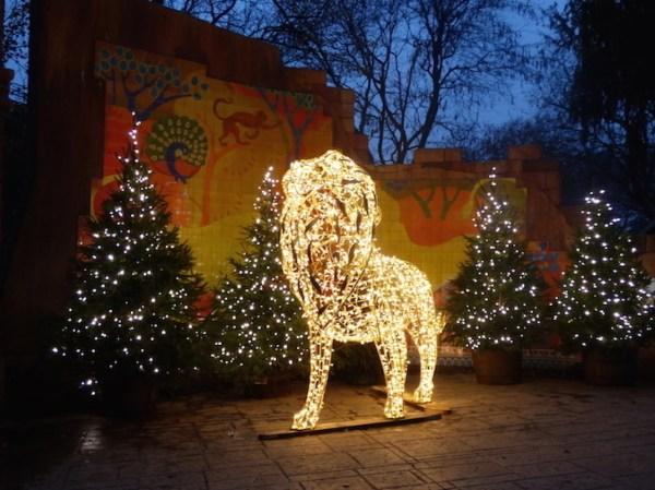 christmas lights london 2019 # 53
