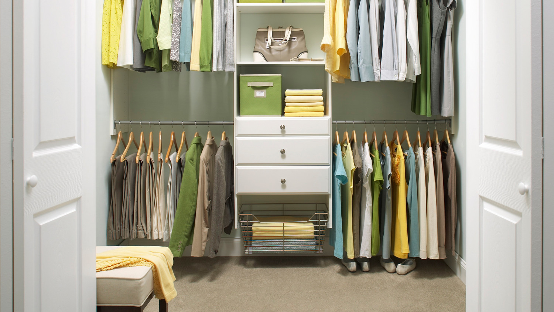 4 Ways To Think Outside The Closet Martha Stewart