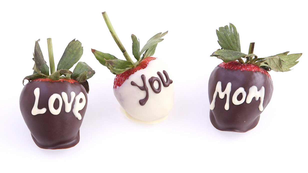 Video Chocolate Covered Strawberries For Mother S Day