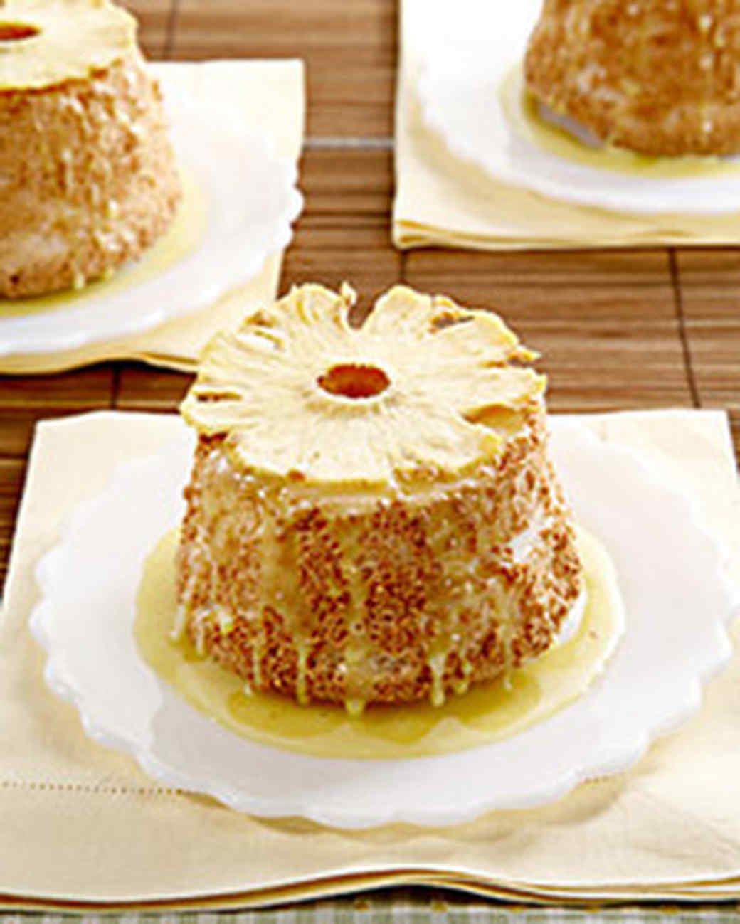 Angel Food Dessert Ideas