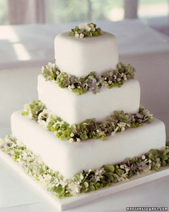 Wedding Cake 101  How to Make a Fondant Cake   Martha Stewart Weddings Wedding Cake 101  How to Make a Fondant Cake