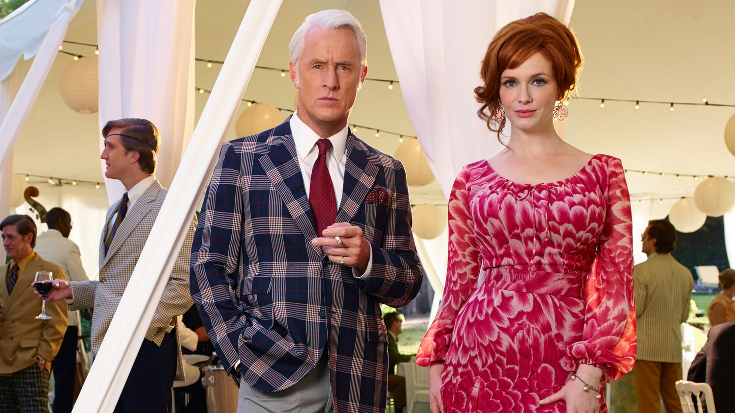 Marry Me Martha Roger Sterling And Joan Holloway S Mad