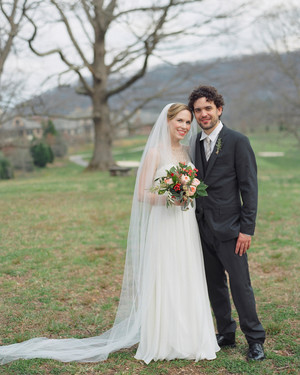 An Intimate, Formal Winter Wedding in Connecticut | Martha ...