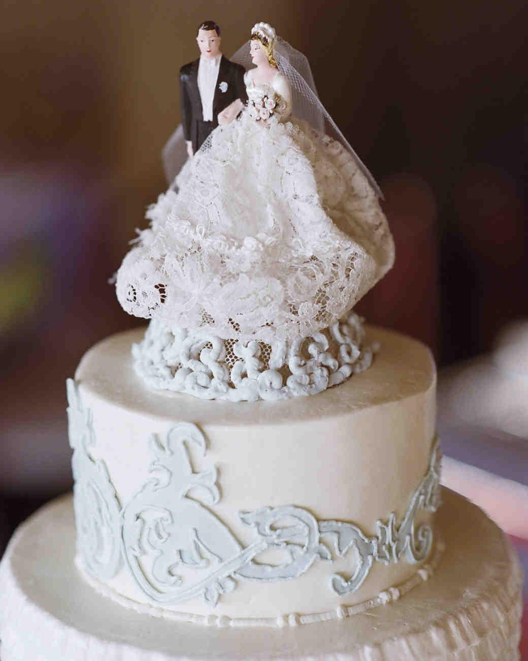 36 of the Best Wedding Cake Toppers | Martha Stewart Weddings