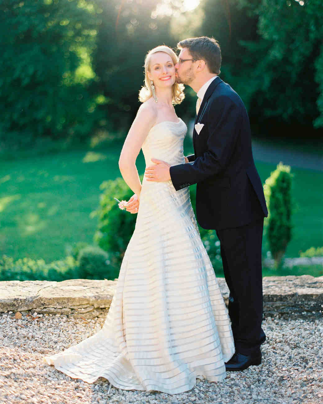 Martha Stewart Weddings Lara Spencer