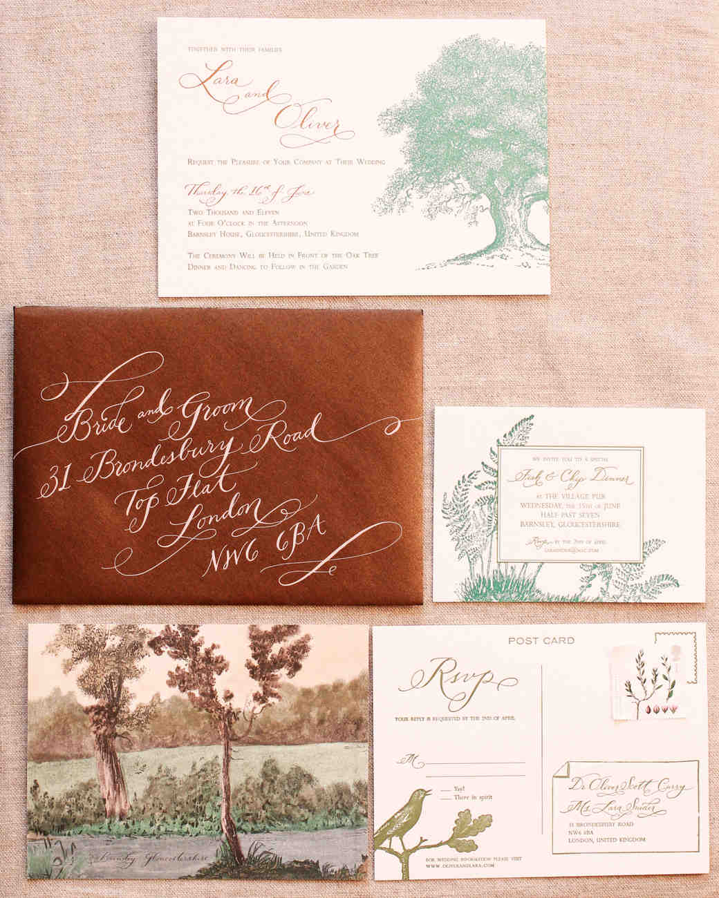 Weddings Office Address Martha Stewart